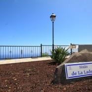 Mirador de La Ladera. Villa de Mazo.