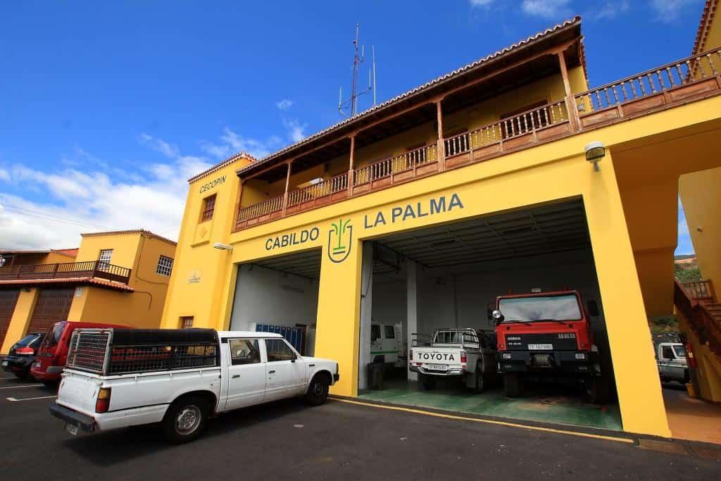 Centro de Coordinación Operativa Insular CECOPIN