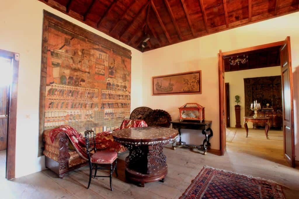 Casa Massieu Tazacorte