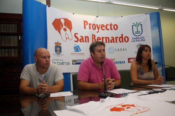 Presentación Proyecto San Bernardo