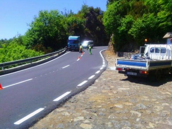 Carretera de la Cumbre