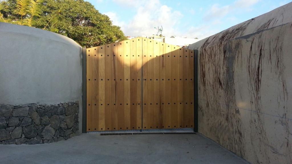 El  Cabildo de La Palma avanza en las obras de accesibilidad a la Casa Massieu Monteverde de Tazacorte