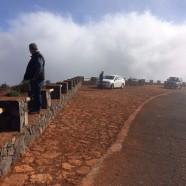 Finalización aparcamiento y mirador en el Roque de Los Muchachos