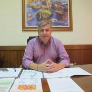 Entrevista con el Consejero de Infraestructuras y Nuevas Tecnologías, Jorge González en 7.7 Radio La Palma