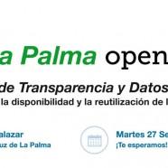 El Cabildo celebra una jornada sobre transparencia en la gestión y el fomento del uso de los datos públicos