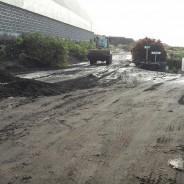 El Cabildo aprueba el proyecto de la obra que evitará que se anegue la carretera de El Remo