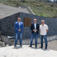 El Cabildo Insular de La Palma concluye las obras por valor de más de 5 millones de euros ejecutadas en las zonas afectadas por el incendio forestal del verano pasado