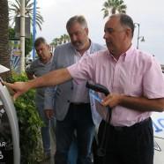 El Cabildo de La Palma pone en funcionamiento la red de puntos de recarga de vehículos eléctricos