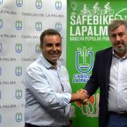 'Safe Bike La Palma' contará con el patrocinio de la cadena de supermercados Spar en su tercera edición