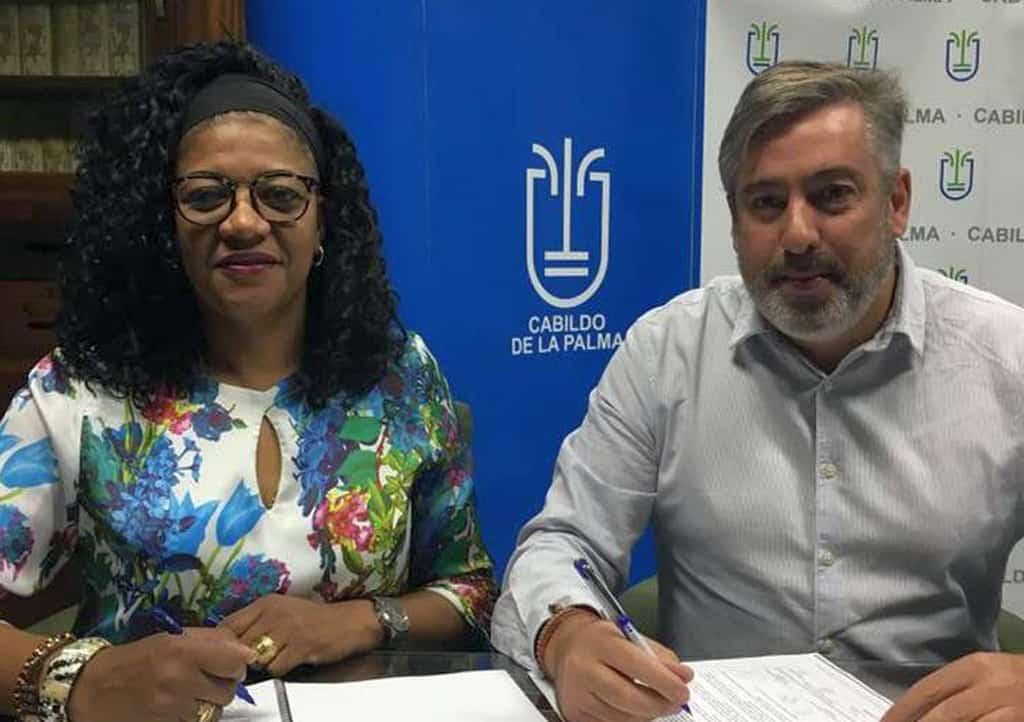 El Cabildo contrata tres importantes obras de repavimentado que se desarrollarán en la comarca de Las Breñas – Mazo