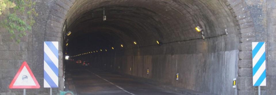 El Cabildo licita las obras para mejorar la seguridad vial en el túnel viejo de La Cumbre
