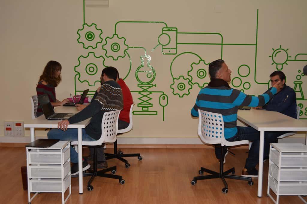 La primera de edición del espacio de trabajo colaborativo del Cabildo y la EOI concluye con la participación de 18 proyectos emprendedores