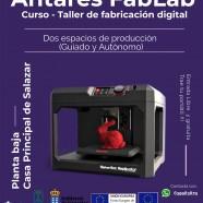 Cabildo y Proyecto Antares organizan un taller gratuito de fabricación digital