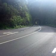 El Cabildo repavimenta más de 5 kilómetros de la carretera del norte a su paso por Puntallana