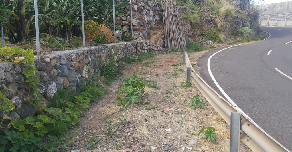 El Cabildo destina más de 250.000 euros a la mejora de la LP-102, principal carretera en zona urbana de Puntallana