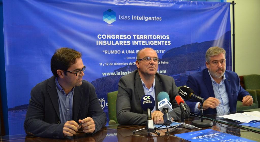 La Palma se convierte en punto de encuentro de las soluciones inteligentes que mejoran el bienestar de la ciudadanía de las islas