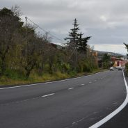 El Cabildo concluye el repavimentado de la carretera de la Cumbre entre Tajuya, en El Paso, y la circunvalación de Los Llanos de Aridane