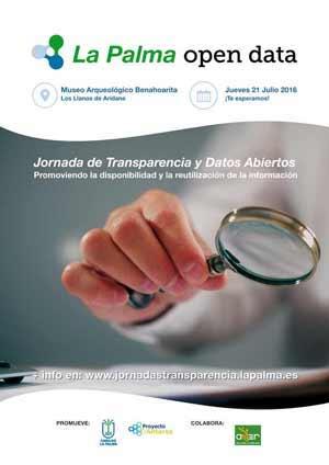 Jornada Transparencia y Datos Abiertos